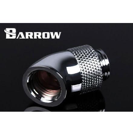 """Barrow svivel, 45°, 1/4""""BSPx1/4""""BSP"""