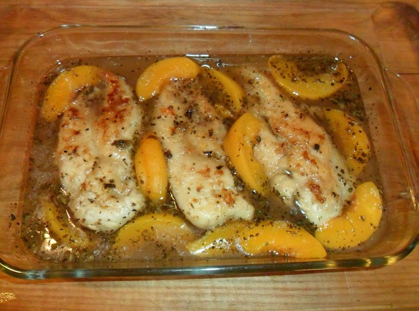Peachy Chicken Recipe