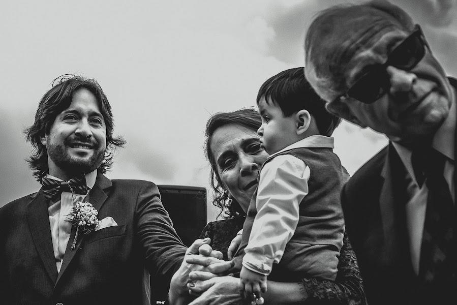 Wedding photographer Valery Garnica (focusmilebodas2). Photo of 17.03.2018
