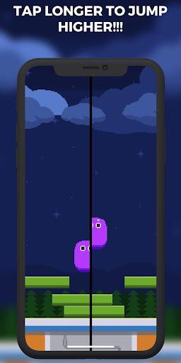 Wobbly Jump  captures d'écran 3