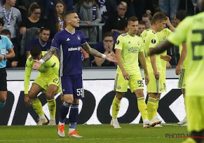 Entre le Dinamo Zagreb et le Sporting Anderlecht, son coeur balance