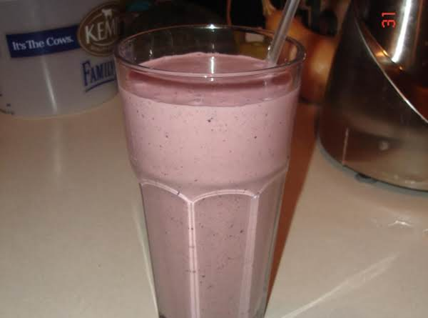 Berry'ana Power Smoothie Recipe