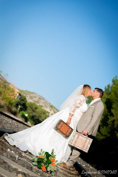 Wedding photographer Lugdivine Bonomo (Lugdivine). Photo of 13.04.2019