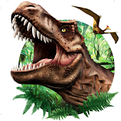 Monster Park AR - Jurassic Dinosaurs in Real World