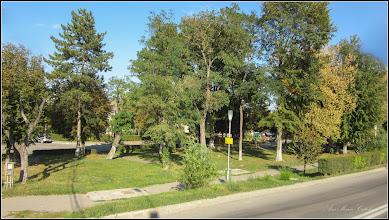 Photo: Turda - Calea Victoriei - parc in Mr.1 - 2018.09.19