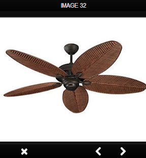 Outdoor Ceiling Fan Ideas - náhled