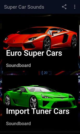 Car Sounds Ringtones HD 2 screenshots 1
