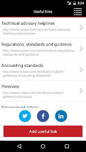 ICAEW Members screenshot 1
