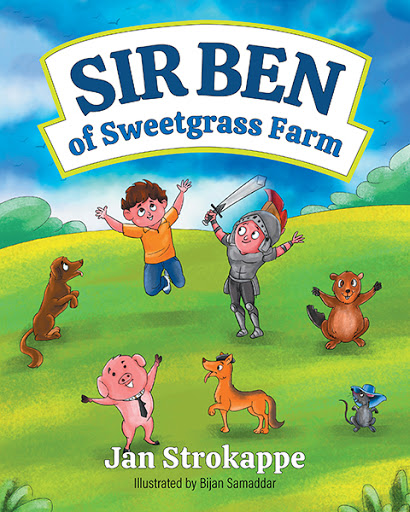 Sir Ben of Sweetgrass Farm
