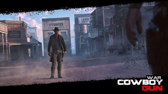Cowboy Gun War MOD (Unlimited Money) 4
