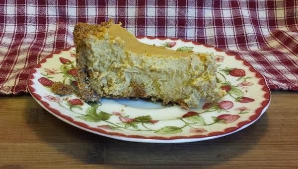 Susan's Pumpkin Cheesecake