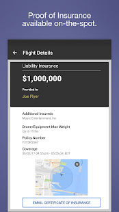 Verifly – Drone Insurance Screenshot