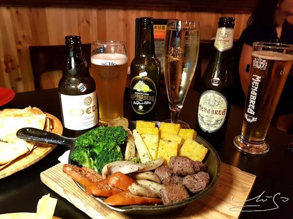 ABV加勒比海餐酒館  台北餐酒館推薦~不限時上百款啤酒任你挑!世界精釀啤酒!喝酒也能吃美食~