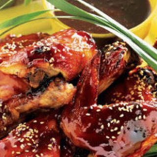 Chinese Five-Spice Grilled Chicken.