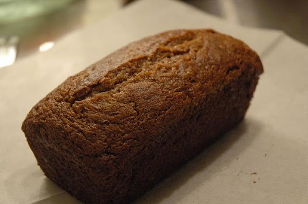 Spicy Pumpkin Beer Bread Recipe