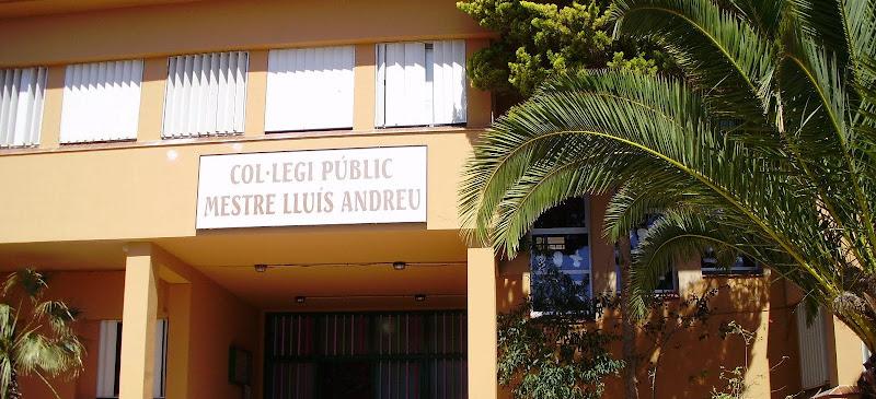 CP Mestre Lluís Andreu