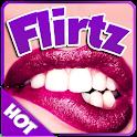 Flirtz Discreet Dating App icon