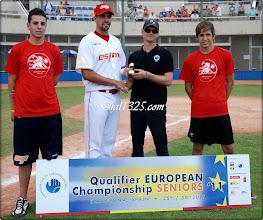 Photo: Mejor bateador del Campeonato