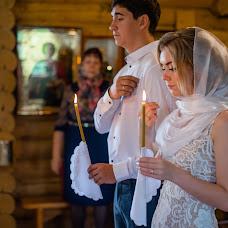 Wedding photographer Kristina Gluschenko (KristinaKort). Photo of 21.04.2018