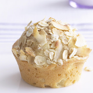 Apple Crumble Muffins.