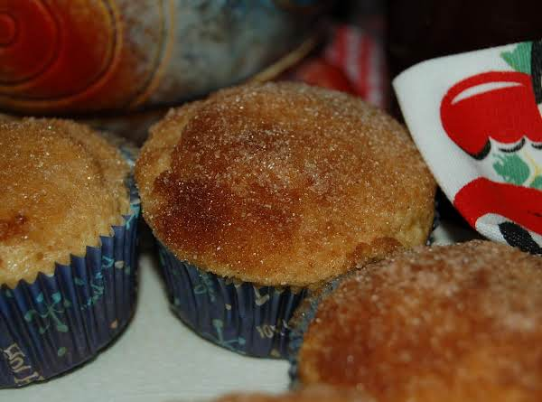 Mini Applesauce Puffs Recipe