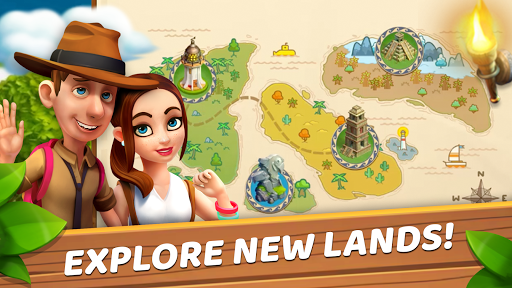 Funky Bay - Farm & Adventure game 37.50.35 screenshots 5