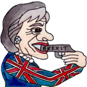 Theresa Maybe in Brexit Land