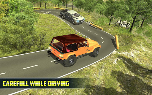 Dangerous Jeep Hilly Driver 2019 ud83dude99 1.0 screenshots 16