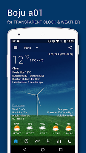 Boju weather icons 1.00.06 screenshots 21