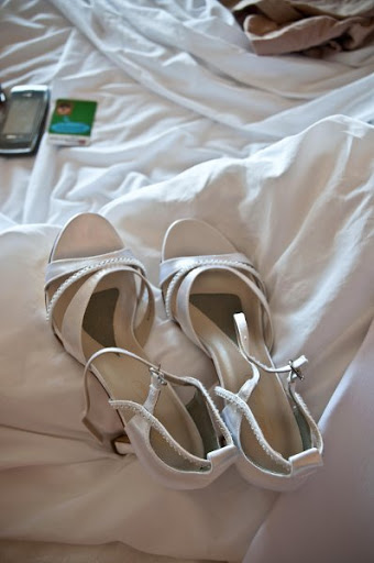 Bride Bridal Shoes