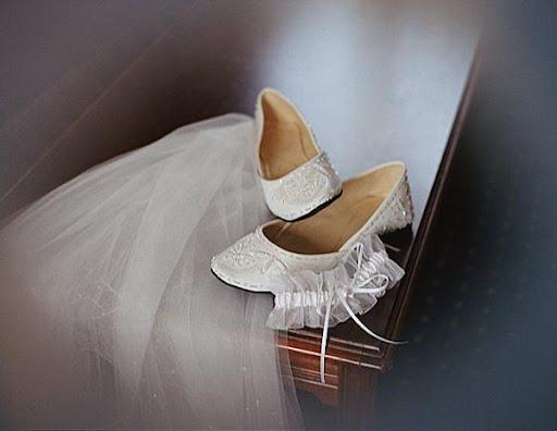 Classic Wedding Shoe'