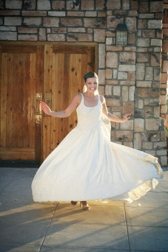 Summer Wedding Bridal Gown