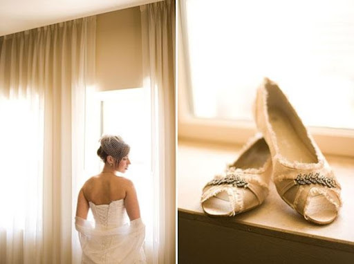Lace Bridal Shoes Ok