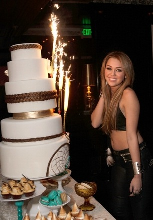 Miley Cyrus Birthday on Miley Cyrus  Who Owns My Heart