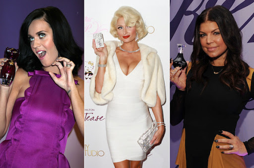 2010 - Celebrity's Fragrance | Celebrity's Perfume of The Year