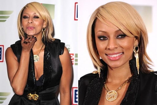 Keri-Hilson-Celebrity-Hairstyle-Blond-Layer-Inspiration