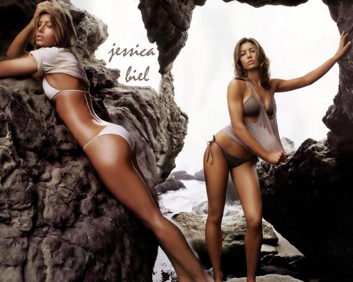 Jessica+Biel+Hot+Bikini+Pictures