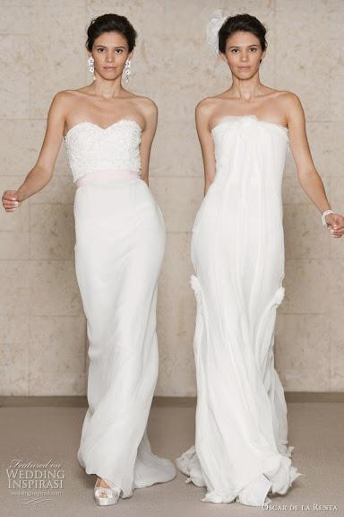 Generous+Simple+Wedding+Gown+2011