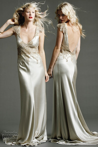 Flawless Gold, Wedding Dress Gown