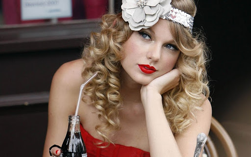 Taylor+Swift+Bridal+Hairstyle+Ideas