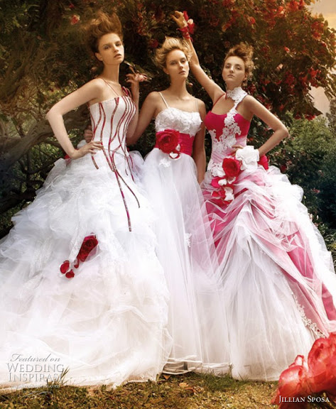 Triple Wedding Gown Bride are Craving to Have