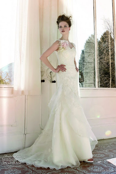 casual jsposa wedding gown