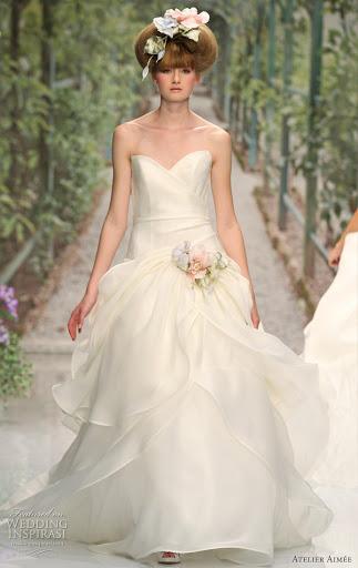 Best Ivory Wedding Gown
