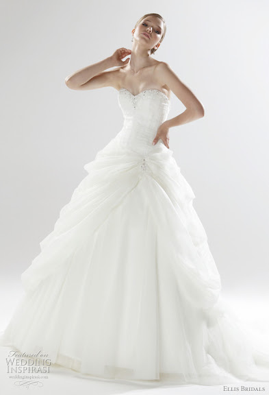 Sparkling Wedding Gown 2011