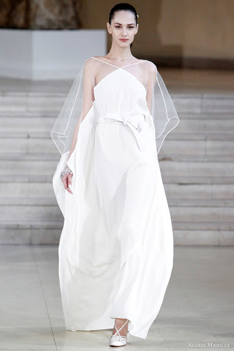 White Wedding Gown [1]