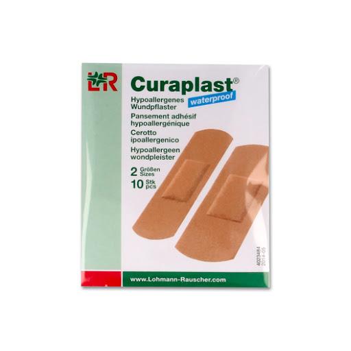 aposito curaplast cura waterproof 2 medidas