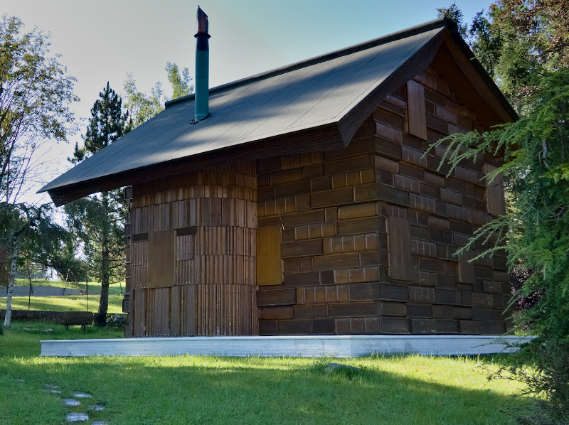 La casa dei Libri di Tambre di Alpago di Bat21
