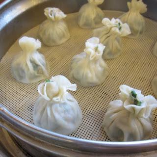 Siu Mai Dumplings With Pork and Shrimp