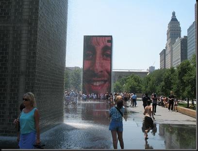 Himmelsk - Chicago Millenium Park - 2006 - 1