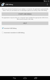 USB Debug 3.2 APK Mod Updated 3